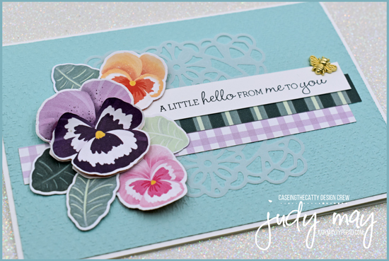 Stampin' Up! - Pansy Patch Bundle | Just Judy Designs